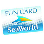 SeaWorld - Fun Card - ETicket