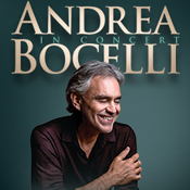 06/15 Andrea Bocelli @ Golden 1 Center
