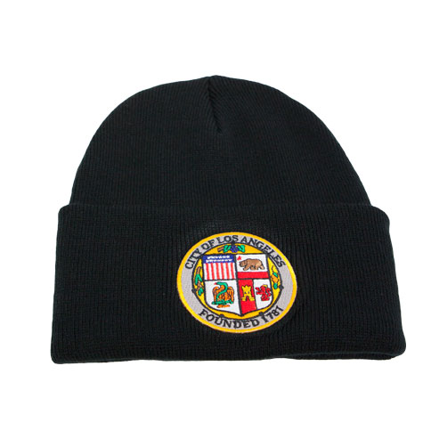 Beanie - LA City Seal