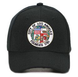 City Seal Cap