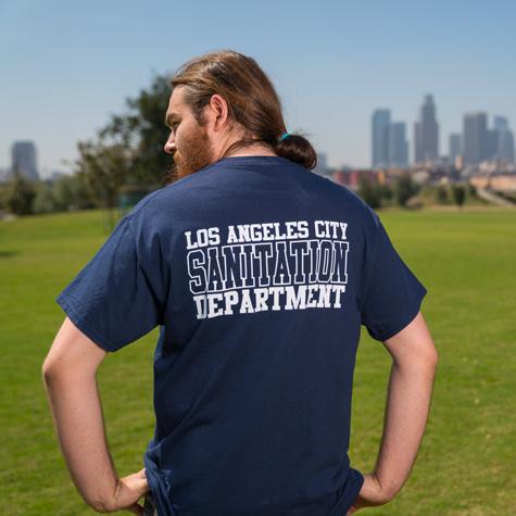 Sanitation Department Short-Sleeve T-Shirt