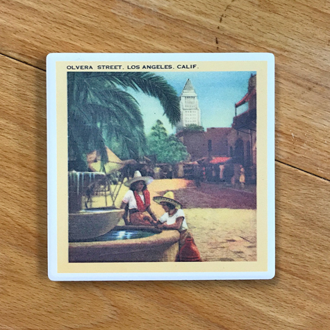 Olvera Street Coaster Set