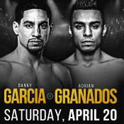 Garcia Vs. Granados @ Dignity Health Sports Park