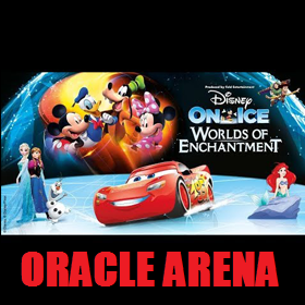 10/17/19 - Worlds of Enchantment @ Oracle Arena