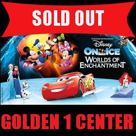 11/07/19 - Worlds of Enchantment @ Golden 1 Center