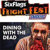 Six Flags Dining with the Dead (Los Angeles)
