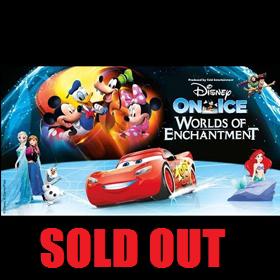 4/18/19 Disney on Ice: Worlds of Enchantment (Long Beach)