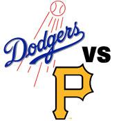 04/26/19 - Dodgers Vs Pirates - Field Box MVP