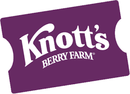 2019 Knott's Berry Farm eTicket