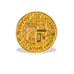 City Seal Lapel Pin