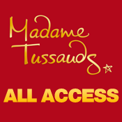 Madame Tussauds All Access E-Ticket