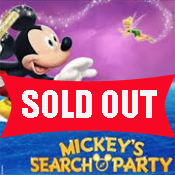 12/12/19 - Mickey's Search Party @ Staples Center