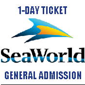 SeaWorld 2020 General Admission eTicket