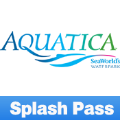 Aquatica Splash Pass E-Ticket