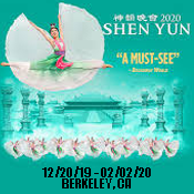 Shen Yun 2020 - Berkeley, CA