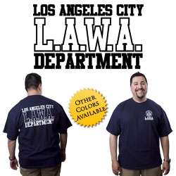 Department T-shirt-LAWA