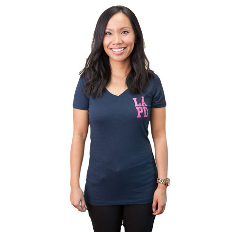 Women's Department T-Shirt - LAPD