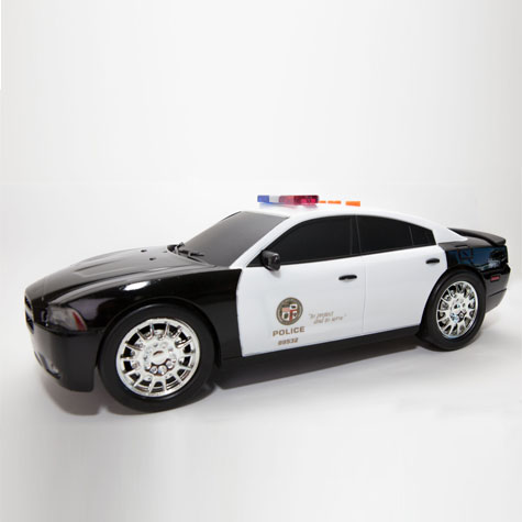 LAPD Dodge Charger Toy