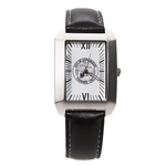 City Seal Square Face Watch-Men's