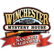 Winchester Mystery House - (San Jose, CA)