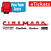 Cinemark E-Ticket