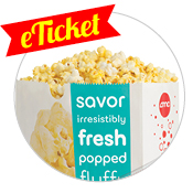 AMC Regular Popcorn E-Ticket