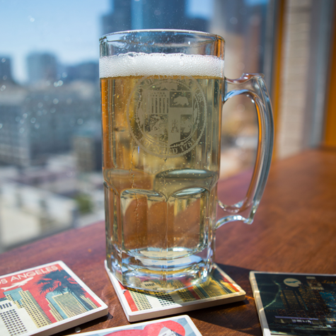 34 oz. Beer Stein