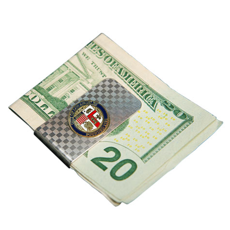 LA City Seal Money Clip