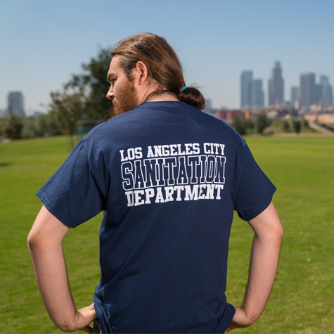 Sanitation Department Short-Sleeve T-Shirt