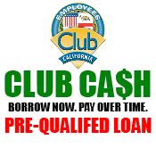 Club Cash Program