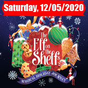 12/05/2020 Elf on the Shelf
