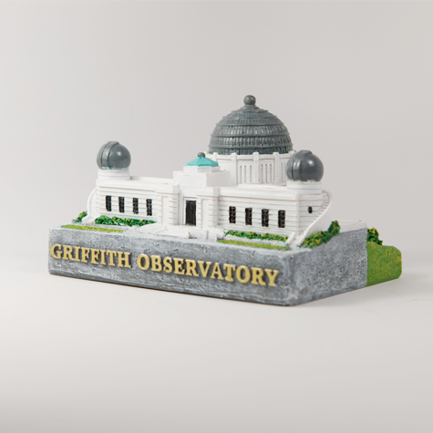 Griffith Observatory Figurine
