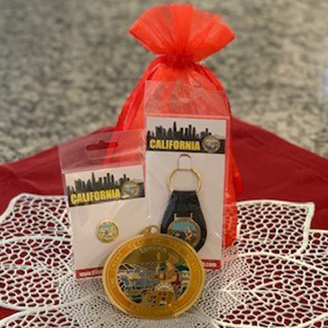 State of CA Seal - $7 Gift Pack