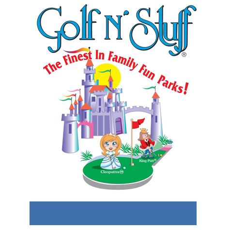 Golf n Stuff Norwalk All Park Pass eTicket