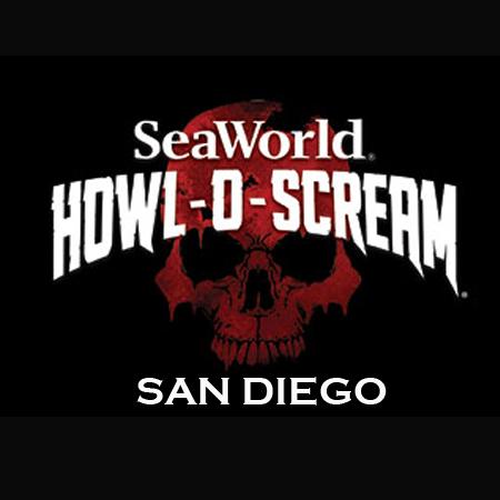 SeaWorld Howl-O-Scream