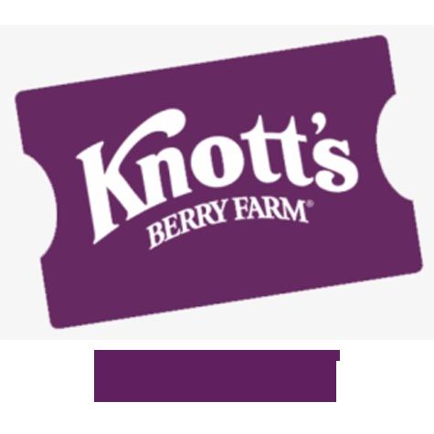 Knott's WEEKDAY eTicket