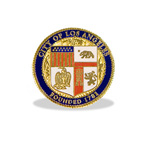 City Seal Classic Lapel Pin-Enamel