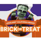 Legoland Brick-or-Treat Party Nights