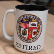 City Seal Retired Mug