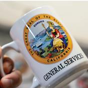 State Seal Customizable Mug