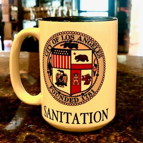 City Seal Customizable Mug