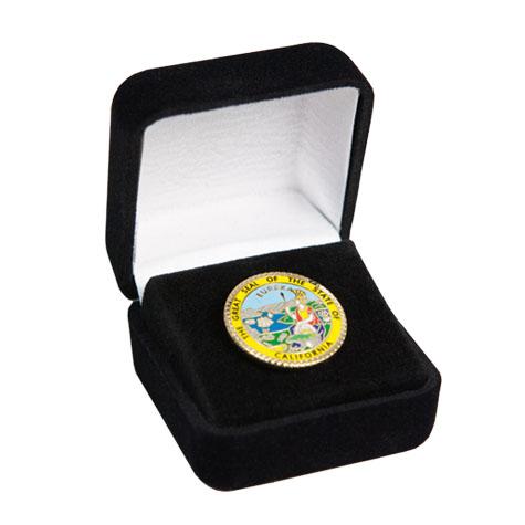 State of California Lapel Pin Gift Set