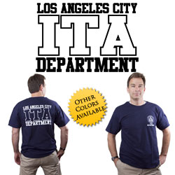 Department T-shirt-ITA