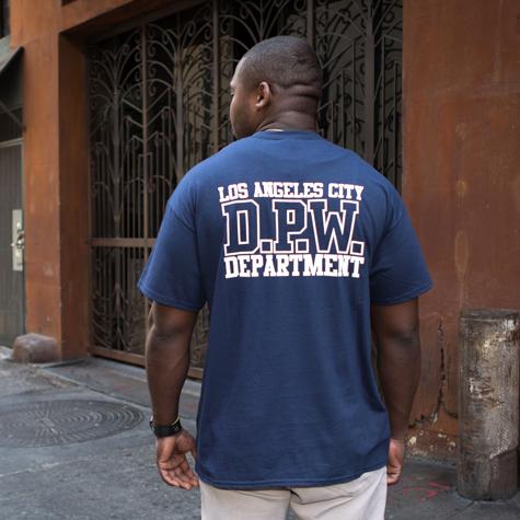 Department T-shirt-Public Works