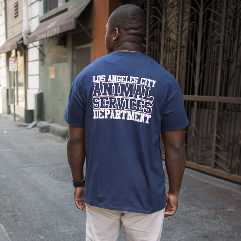 Animal Services Department T-Shirt