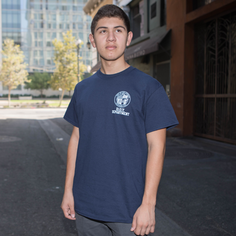 DOT Department T-Shirt