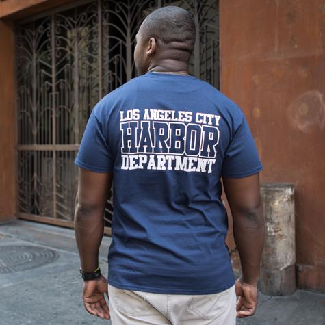 Department T-shirt- Harbor