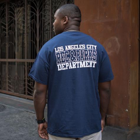 Rec & Parks Dept. T-Shirt