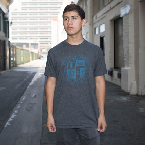 Retro LA City Seal T-Shirt