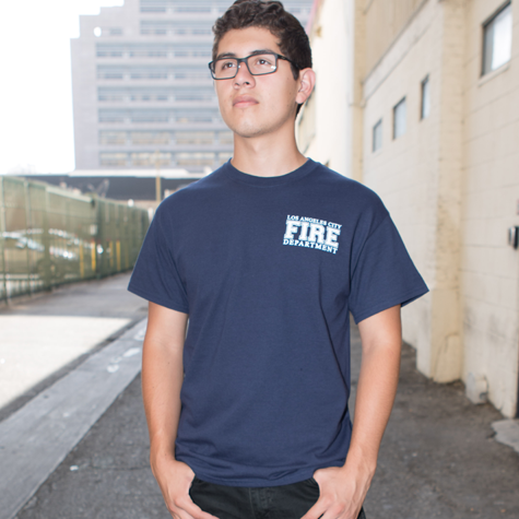 Department Men's T-Shirt LAFD